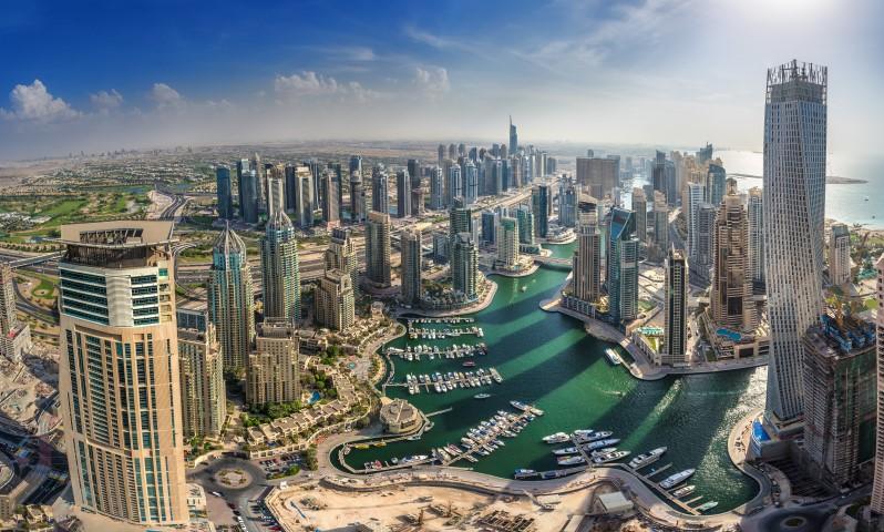 Flitterwochen Dubai