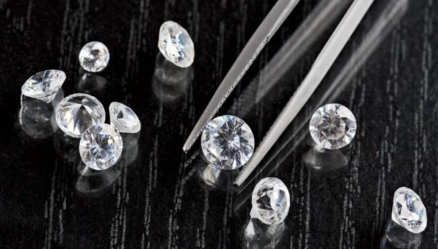 Diamanten Qualität