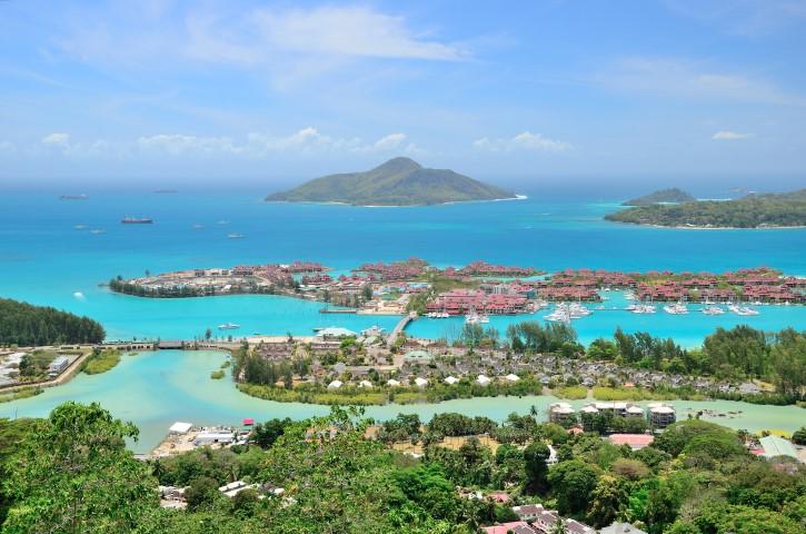 Flitterwochen auf den Seychellen