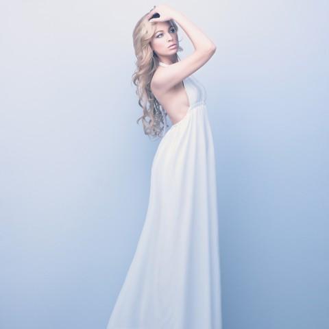 Empire-Brautkleid: Schlicht und zugleich verführerisch