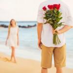 Auf romantische Heiratsanträge lohnt es sich zu warten