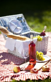 Auf der Sommerwiese entspannt feiern: die Picknick-Hochzeit