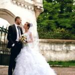 Hochzeit in einer Burg