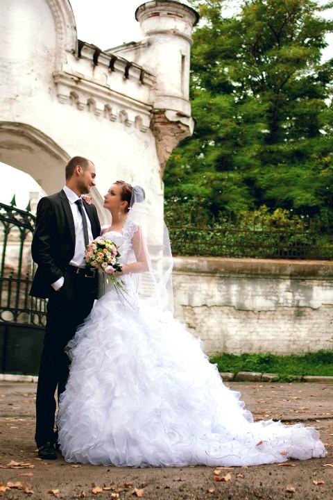 Hochzeit auf einer Burg
