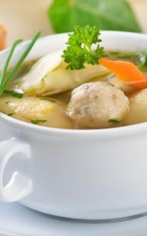 Beliebte Gerichte für klassische Feiern.
