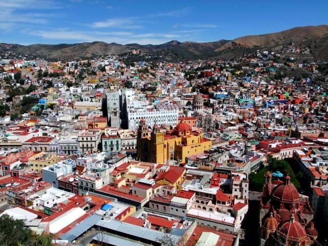 Flitterwochen Mexiko