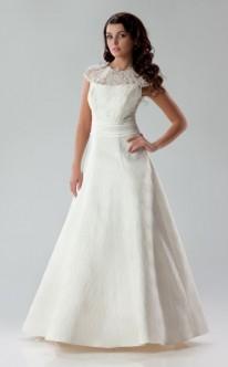 Prinzessinnen Brautkleid aus Spitze