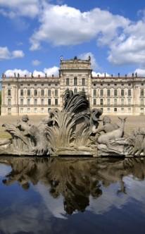 Hochzeit auf Schloss Ludwigslust