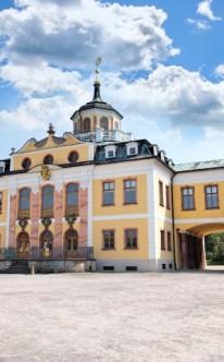 Hochzeit im Schloss und Park Belvedere