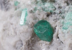 Smaragd Verlobungsring