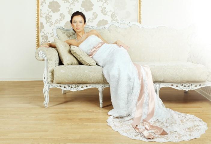 Empire Brautkleid - Form, Look und Besonderheiten