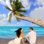 Flitterwochen in der Karibik