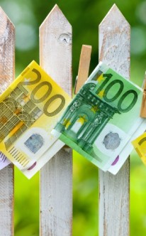 Geld für das Eigenheim