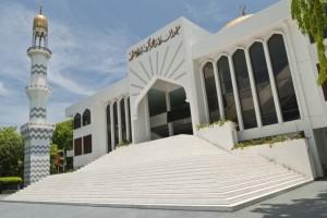 Freitagsmoschee in Malé