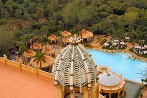 Hotelparadies in Südafrika