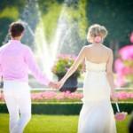 Hochzeit im Frühling: Deko, Location und Look