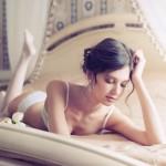 Boudoir-Shooting: Sexy Fotos von der Braut