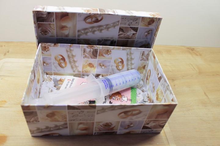 Hochzeitsgeschenk: Eine Finanzspritze für das Eheleben
