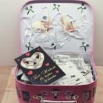 Ein Reisekoffer voll Geld