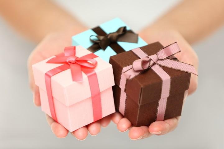 Gutscheine für Geschenke