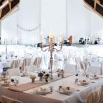 Der Hochzeitssaal – Perfektes Ambiente für die Feier