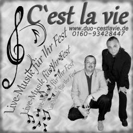 C`est la vie – Hochzeitsband