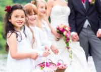 Blumenmädchen: Auswahl, Kleid und Geschenke