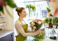 Wie finde ich einen guten Floristen für den Brautstrauß?