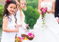Blumenkinder auf der Hochzeit – Tipps und Tricks