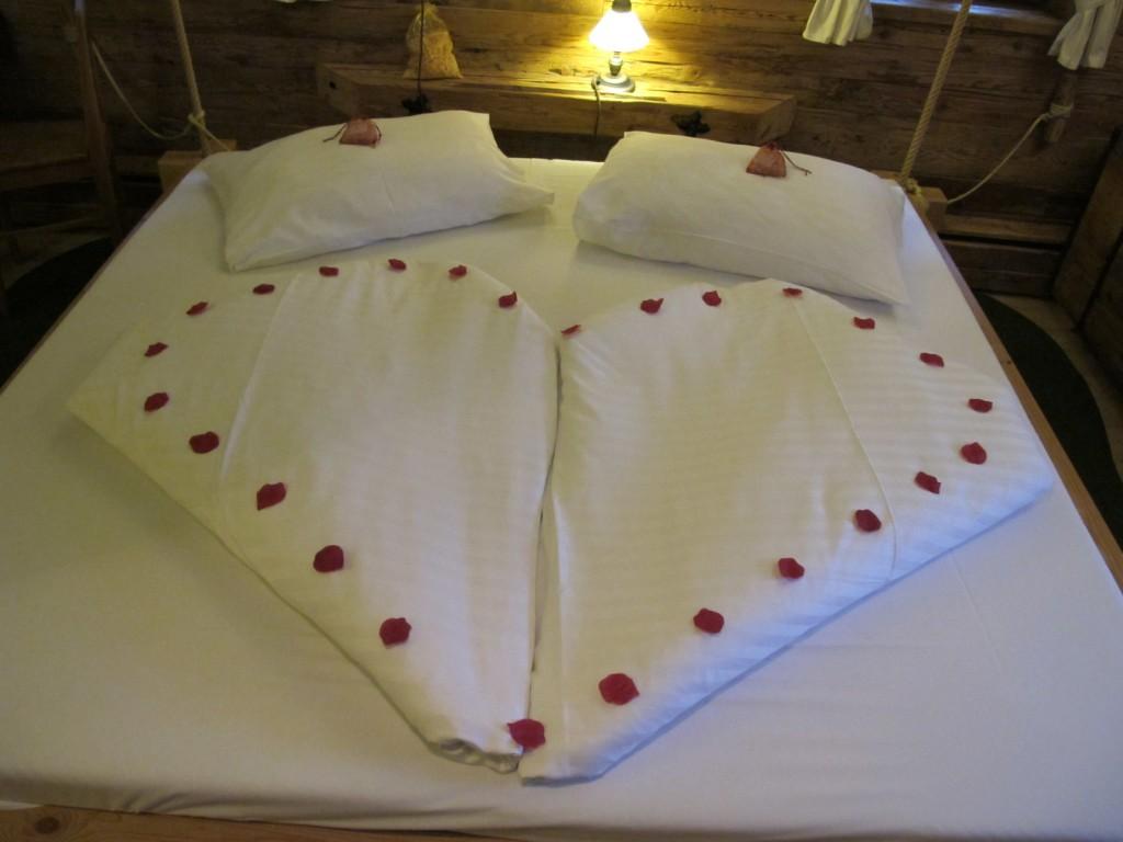 Romantisch Aufwachen