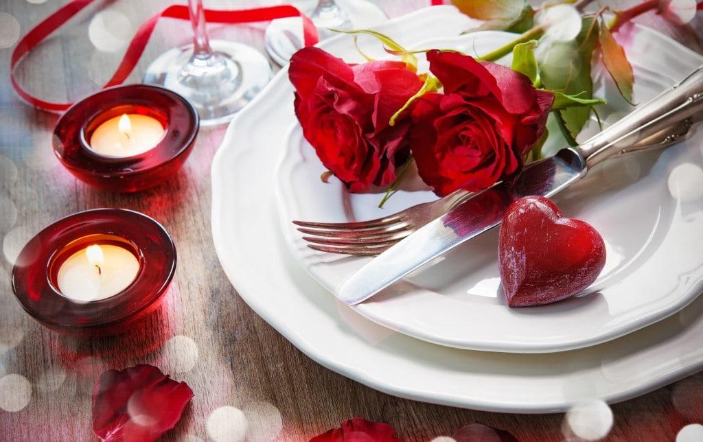 Rosenhochzeit feiern