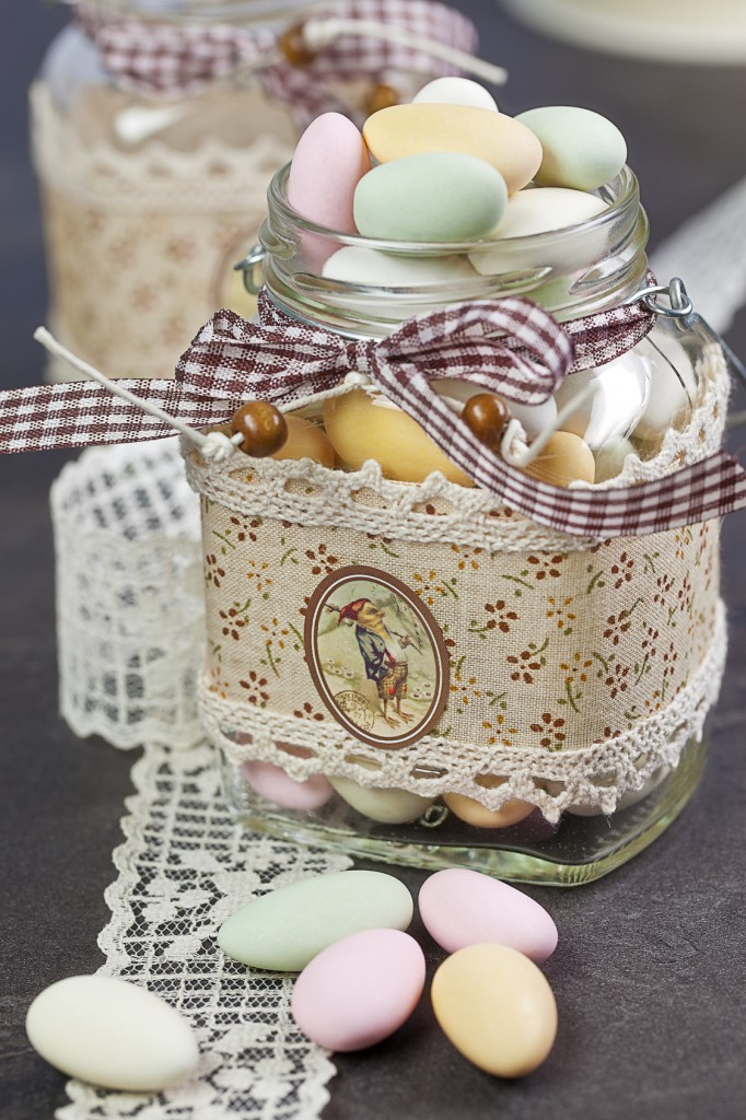 Süßigkeiten als Gastgeschenk