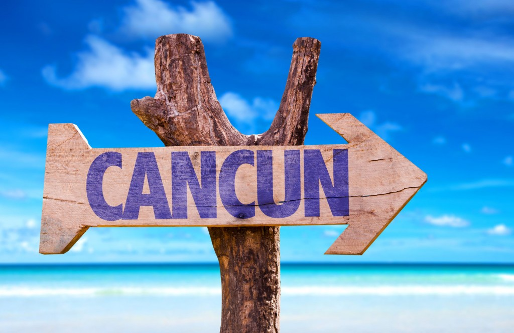 Honeymoon auf Cancun