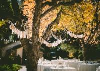Die Hochzeitsfeier im eigenen Garten