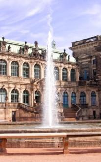 Hochzeit im Zwinger in Dresden