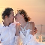 Hochzeit im Leuchtturm