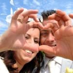 Ehegattensplitting im Jahr der Hochzeit