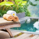 Spa-Hotel auf Bali