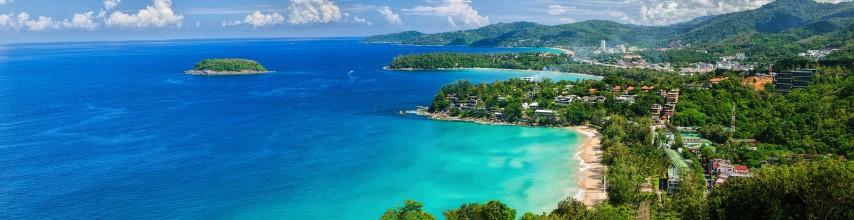 Andamanenküste Thailand
