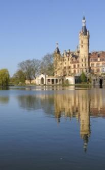 Hochzeit auf dem Schloß von Schwerin
