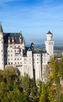 Hochzeit auf Schloss Neuschwanstein