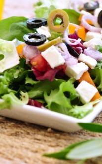 Leckeres Hochzeitsmenü für Veganer