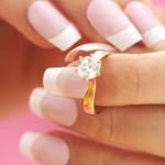 Verlobungsring Gold