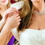 Boleros zum Brautkleid