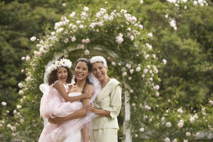 Dresscode für die Brautmutter
