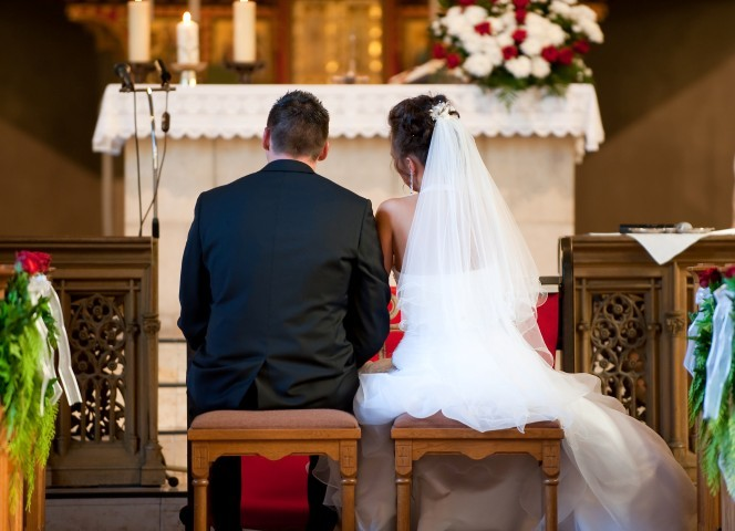 Treueschwur Hochzeit