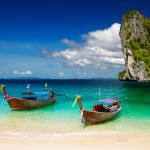 Thailands Küsten