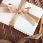 Hochzeitsgeschenke auspacken