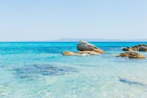 Felsen an Mallorcas schöner Küste