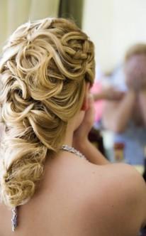 Brautfrisuren Hochsteckfrisuren Fur Die Hochzeit